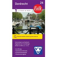 VVV Citymap & more 24. Dordrecht