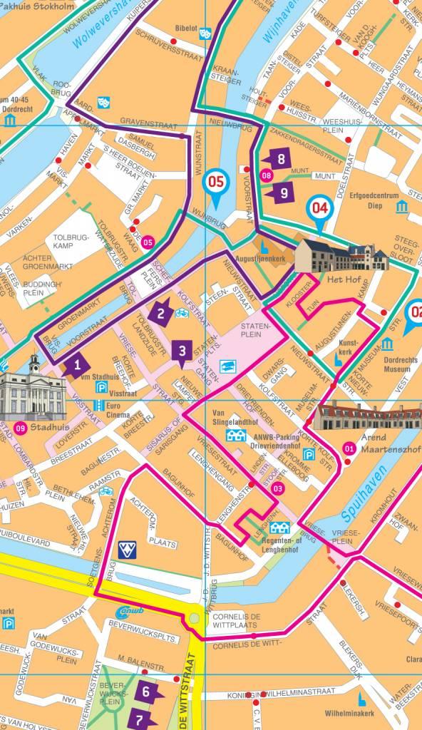 VVV Citymap & more 24. Dordrecht, picture 85334516