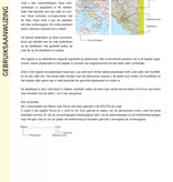 Falk Routiq autokaart Italië en Zwitserland Tab Map, picture 85334525