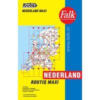Falk Routiq autokaart Nederland Maxi Tab Map