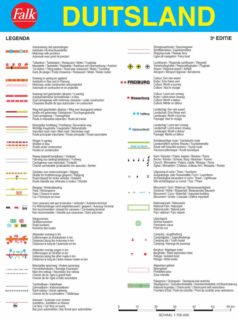Falk Autokaart Duitsland Professional, picture 86019605