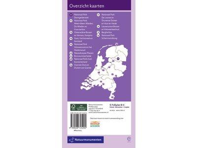 Natuurmonumenten Wandelkaart Natuurmonumenten 01. Nationaal Park Dwingelderveld, picture 86019989