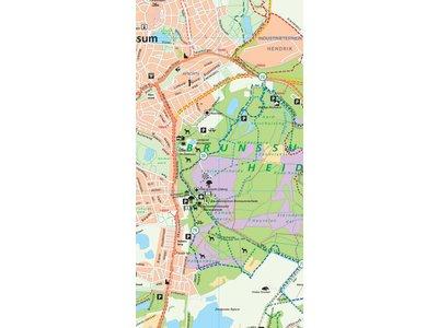 Natuurmonumenten Wandelkaart Natuurmonumenten 07. Brunssummerheide, picture 86020046