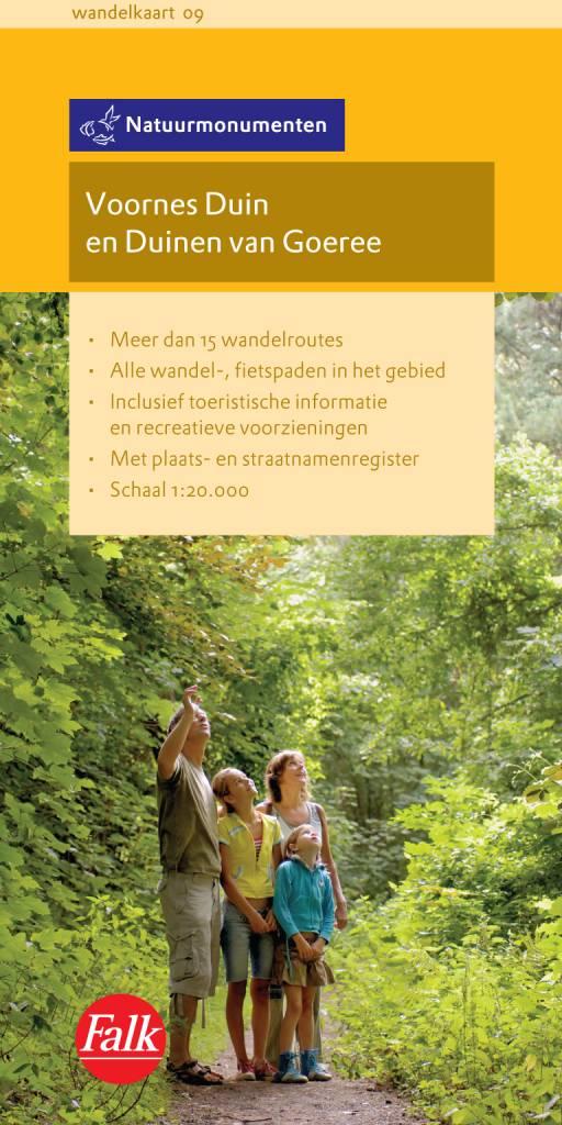 Natuurmonumenten Wandelkaart Natuurmonumenten 09. Voornes Duin en Duinen van Goeree, picture 86020052