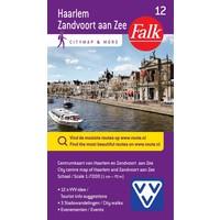 VVV Citymap & more 12. Haarlem en Zandvoort aan Zee