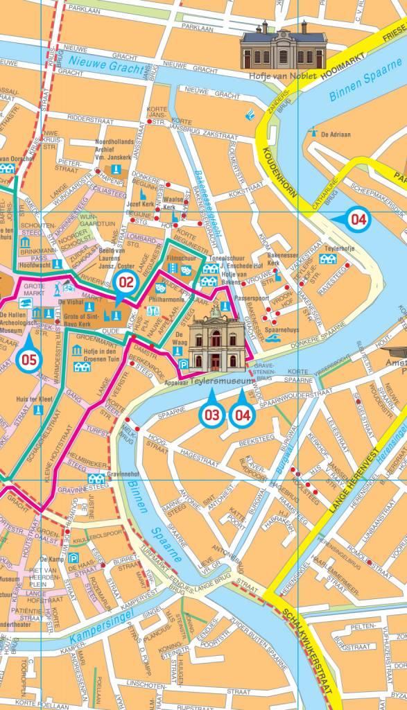 VVV Citymap & more 12. Haarlem en Zandvoort aan Zee, picture 86020241