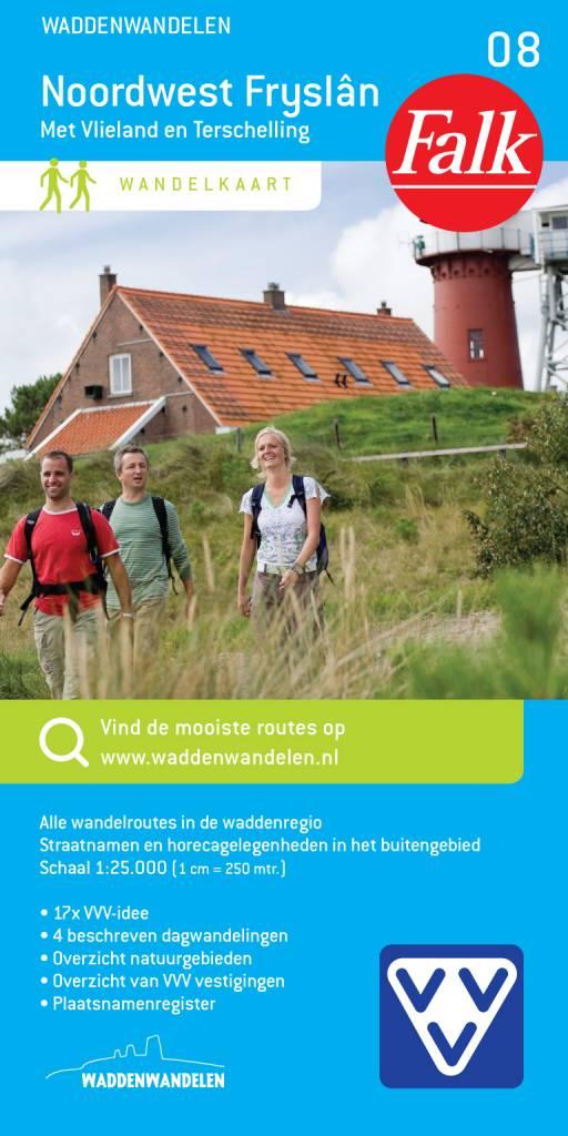 Falk 08. Noordwest Fryslân met Vlieland en Terschelling, picture 86020283