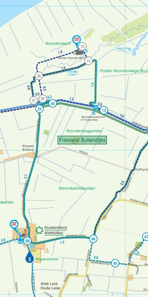 Falk 09. Noordoost Fryslân met Ameland, picture 86020304