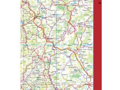 Falk Routiq autokaart België / Luxemburg Tab Map, picture 86024207