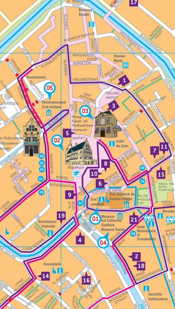 VVV Citymap & more 14. Gouda, picture 91997612
