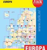 Falk Routiq autokaart Europa Tab Map, picture 91998647