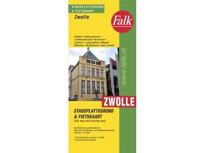 Falk Stadsplattegrond & fietskaart Zwolle, picture 103207178