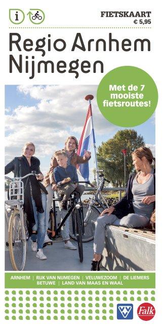 VVV Recreatiekaart Regio Arnhem-Nijmegen, picture 129761984