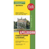 Falk Stadsplattegrond Apeldoorn