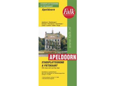 Falk Stadsplattegrond Apeldoorn, picture 129762230
