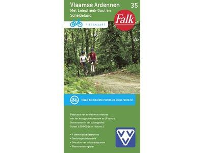 Falk Fietskaart 35. Vlaamse Ardennen, picture 149461004