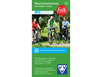VVV Fietskaart 22. West-Münsterland, picture 149464511