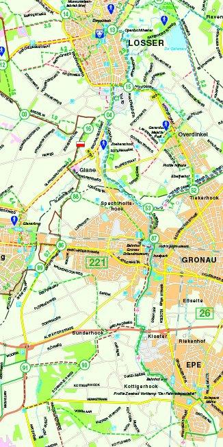 VVV Fietskaart 22. West-Münsterland, picture 149464580