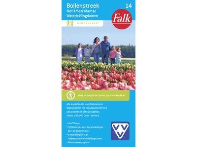 Falk Wandelkaart 14. Bollenstreek met Amsterdamse Waterleidingduinen, picture 157344950