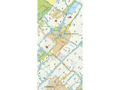 Falk Wandelkaart 14. Bollenstreek met Amsterdamse Waterleidingduinen, picture 157345043