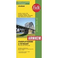 Falk Stadsplattegrond & Fietskaart Arnhem