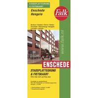 Falk Stadsplattegrond & Fietskaart Enschede