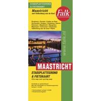 Falk Stadsplattegrond & fietskaart Maastricht