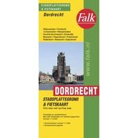Falk Stadsplattegrond & Fietskaart Dordrecht