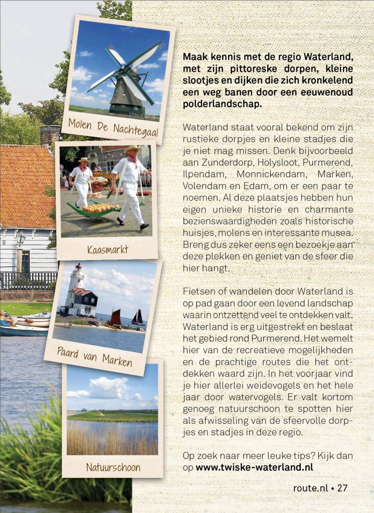 route.nl Groots Genieten in Laag Holland, picture 178292954