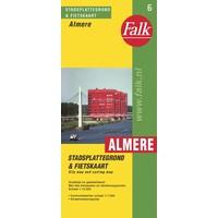 Falk Stadsplattegrond & Fietskaart Almere