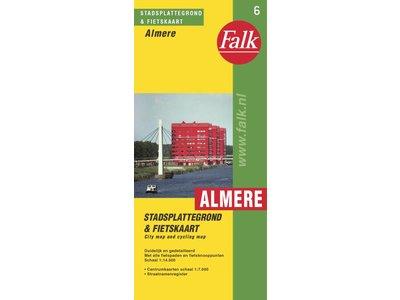 Falk Stadsplattegrond & Fietskaart Almere, picture 183416174