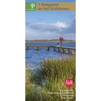 Staatsbosbeheer Wandelkaart 't Roegwold en het Schildmeer