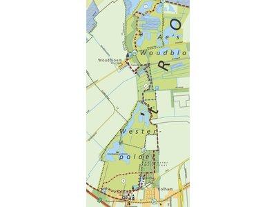 Staatsbosbeheer Wandelkaart 't Roegwold en het Schildmeer, picture 183421490
