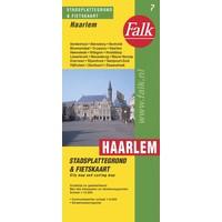 Falk Stadsplattegrond & fietskaart Haarlem