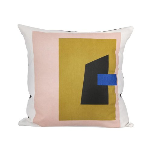ferm LIVING Fragment Cushion - White