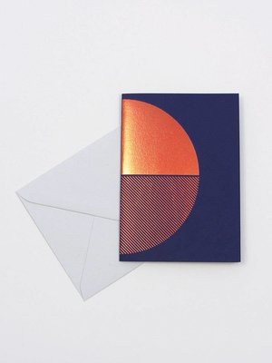 Tom Pigeon Tom Pigeon Reflex Cards Copper - Navy