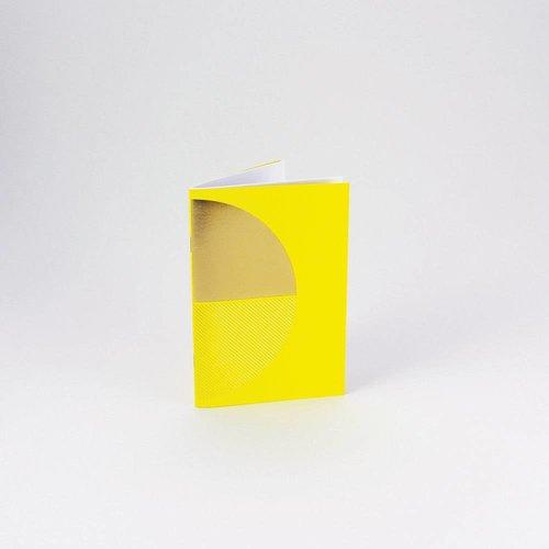 Tom Pigeon Reflex Pocketbooks Brass - Yellow