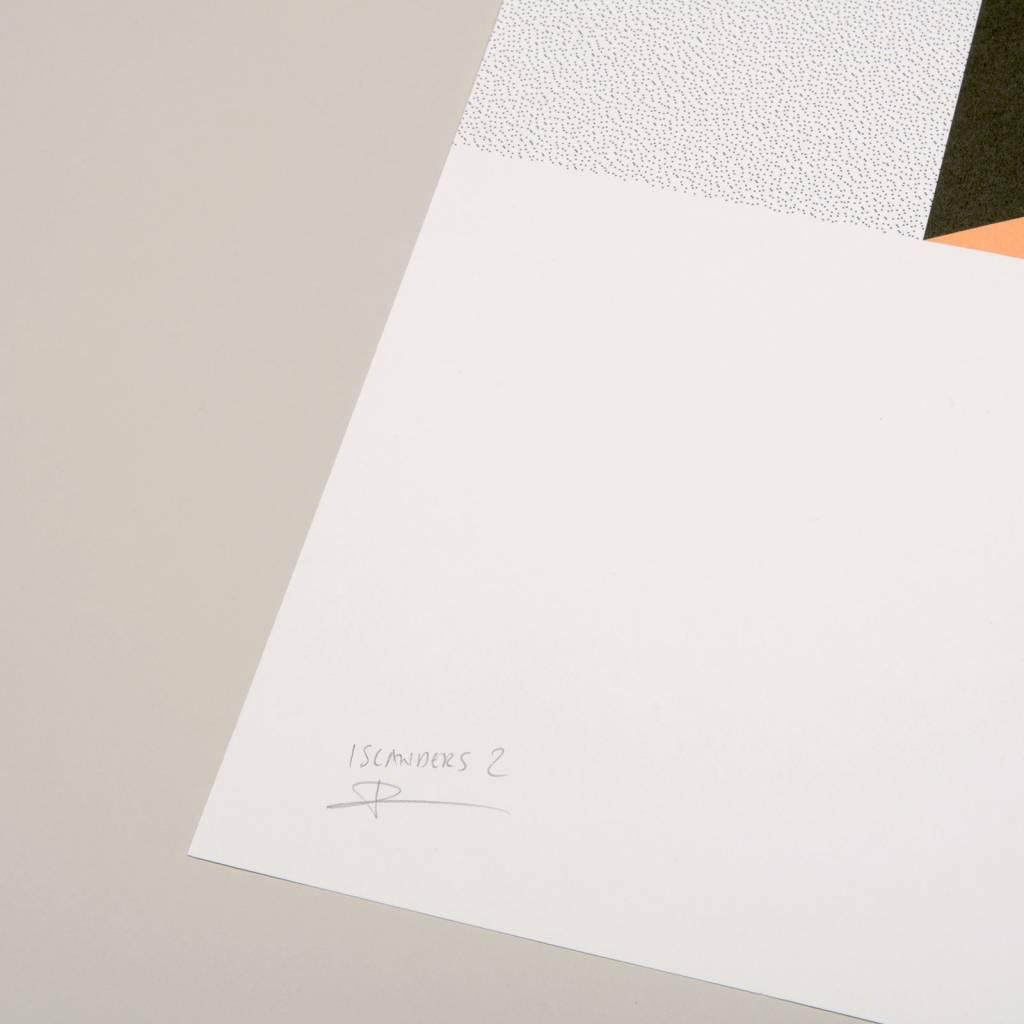 Tom Pigeon Tom Pigeon Islanders 2 Print - 500x 700mm