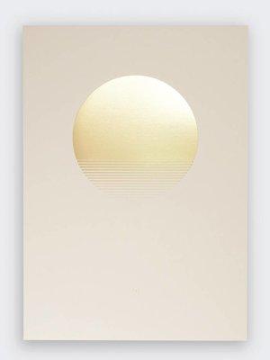 Tom Pigeon 'Sol' Dawn Print - A3