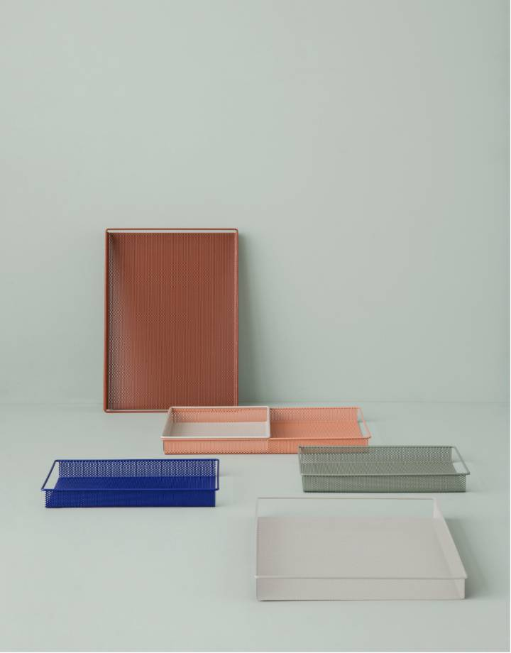 ferm LIVING Ferm Living Metal Trays
