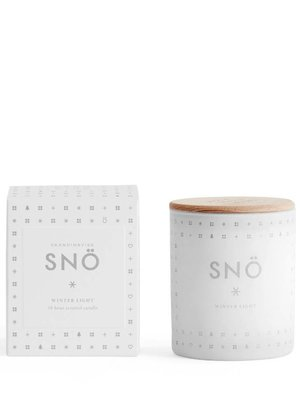 SKANDINAVISK SNO 190gr Candle