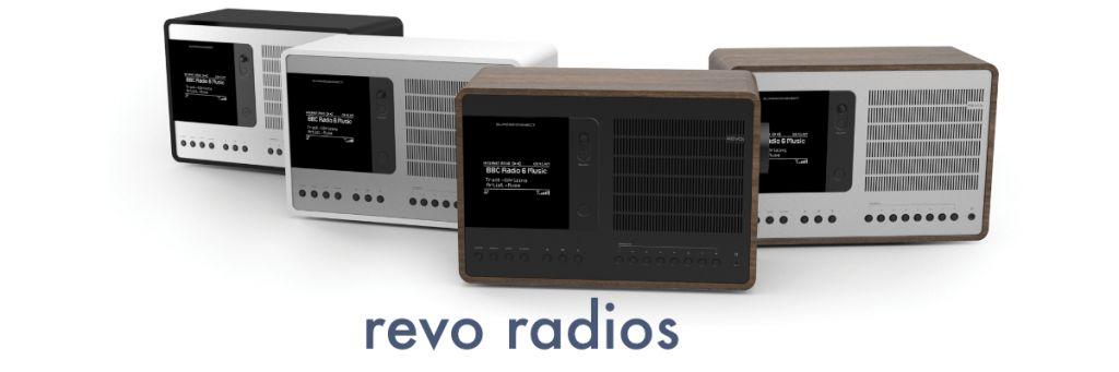 Revo Radios at Truce