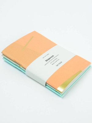Tom Pigeon Shipwreck Pocketbook Set of 3