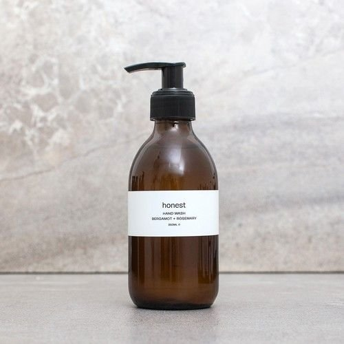 Honest Skincare Bergamot & Rosemary Hand Wash 250ml