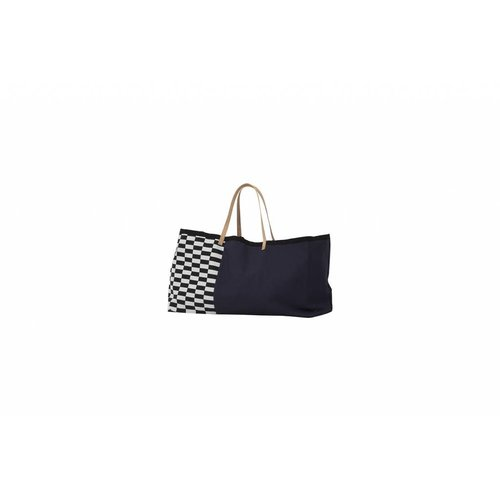 ferm LIVING Herman Big Bag - Blue
