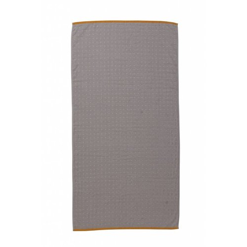 ferm LIVING Sento Bath Towel - Grey