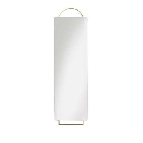 ferm LIVING Adorn Mirror - Brass - Full Size