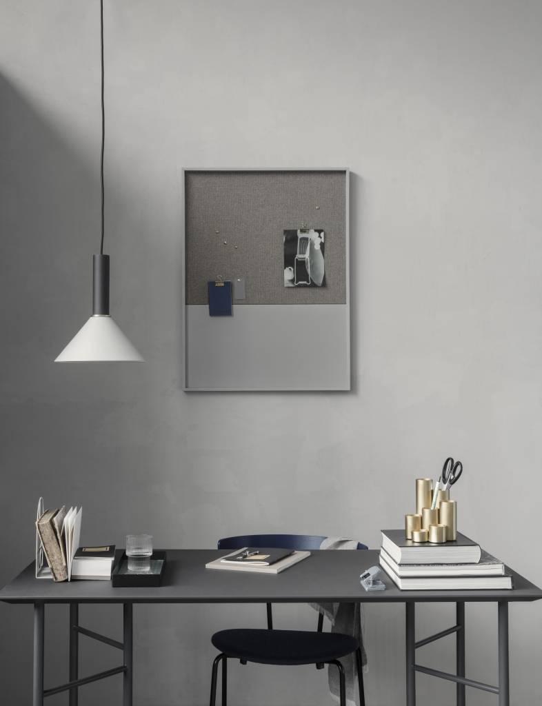 ferm living ferm living mingle desk top 135cm truce. Black Bedroom Furniture Sets. Home Design Ideas
