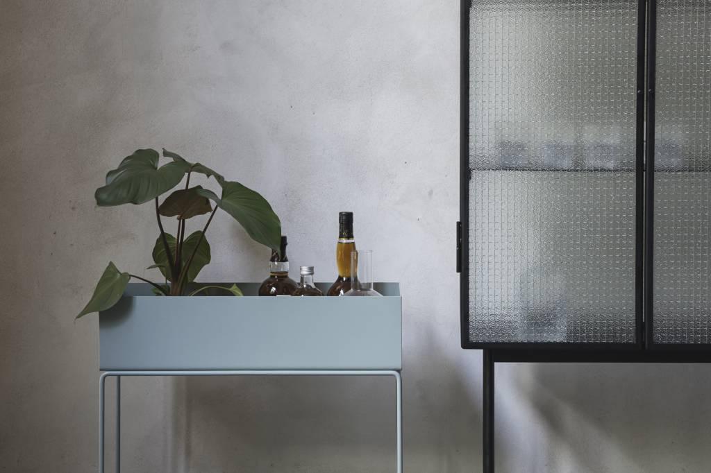 ferm LIVING Ferm Living Plant Box - Dusty Blue