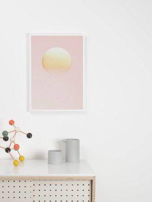 Tom Pigeon Sol Rise Print - A3